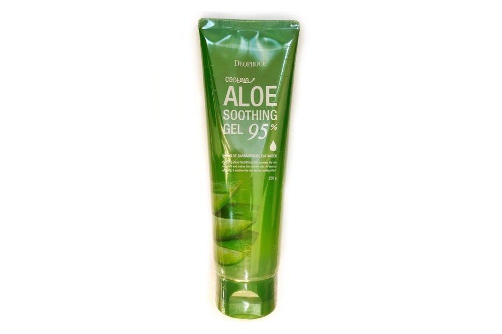 Купить Гель с алоэ 95% Deoproce Cooling Aloe Soothing Gel