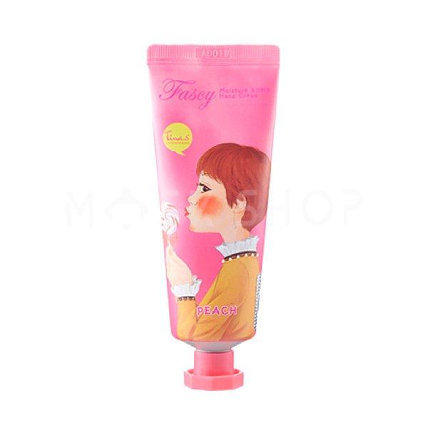 Купить со скидкой Крем для рук с экстрактом персика Fascy Moisture Bomb Hand Cream Peach 40 мл