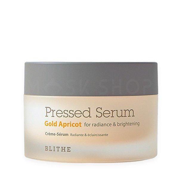 Сыворотка-крем для сияния кожи Blithe Pressed Serum Gold Apricot 50 мл фото