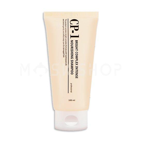 Протеиновый шампунь Esthetic House CP-1 Bright Complex Intense Nourishing Shampoo 100 ml фото