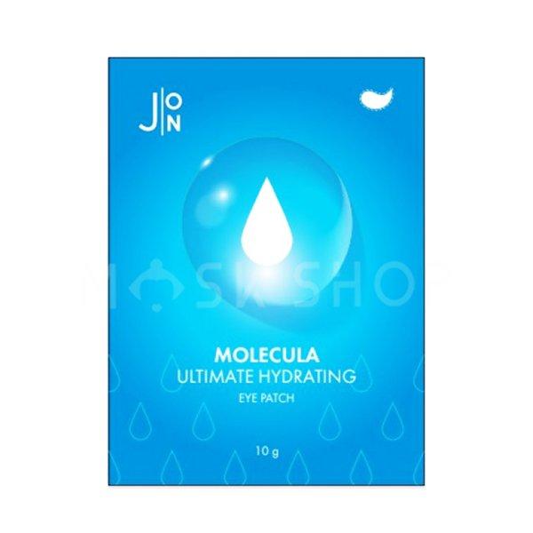 Увлажняющие тканевые патчи J:ON Molecula Ultimate Hydrating Eye Patch фото