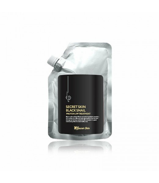 Маска для волос Secret Skin Black Snail Protein Lpp Treatment фото