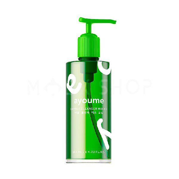 Гидрофильное масло с календулой Ayoume Olive Herbal Cleansing Oil фото