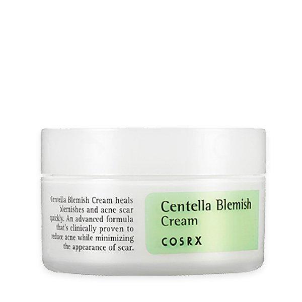 Точечный крем от несовершенств с экстрактом центеллы Cosrx Centella Blemish Cream фото