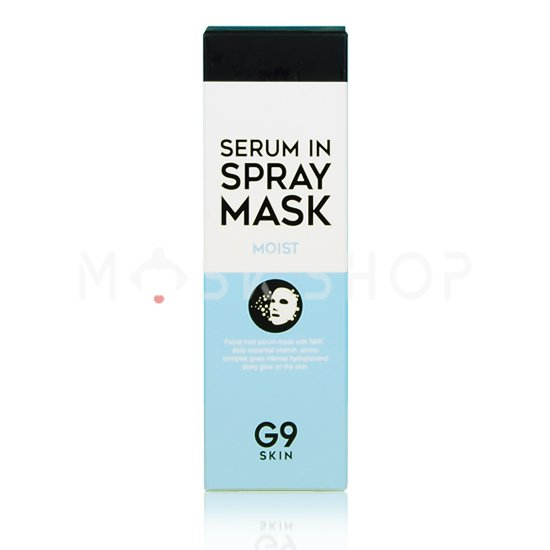 G9SKIN Serum In Spray Mask Moist. Фото №2