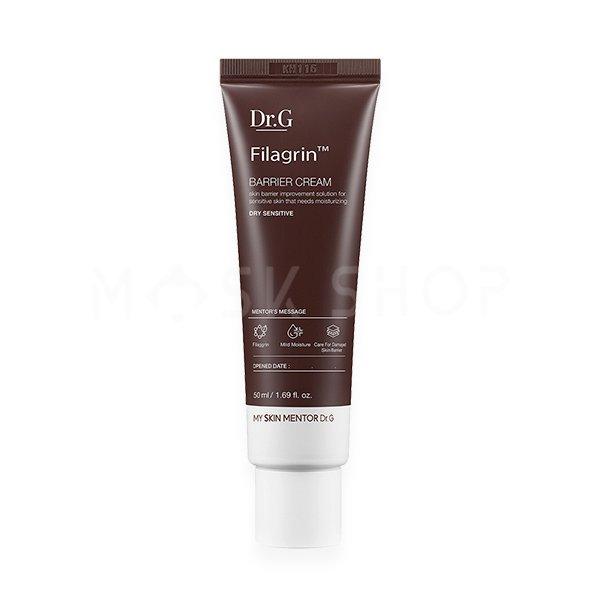 Увлажняющий крем для сухой и чувствительной кожи Dr.G Filagrin Barrier Cream Dry Sensitive  - Купить