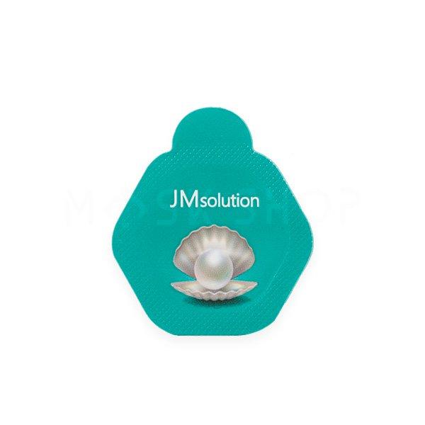 Энзимная пудра с жемчугом JMsolution Marine Luminous Deep Moisture Powder Cleanser Pearl 1 шт фото