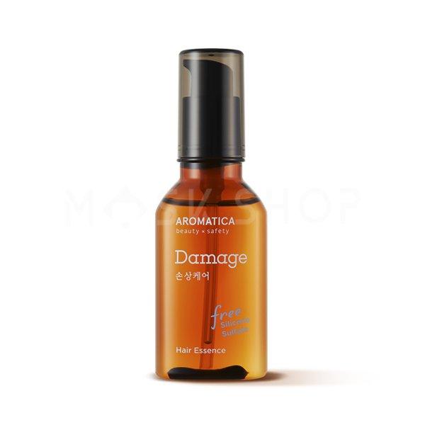 Эссенция для поврежденных волос с маслом арганы Aromatica Argan Repairing Essence фото