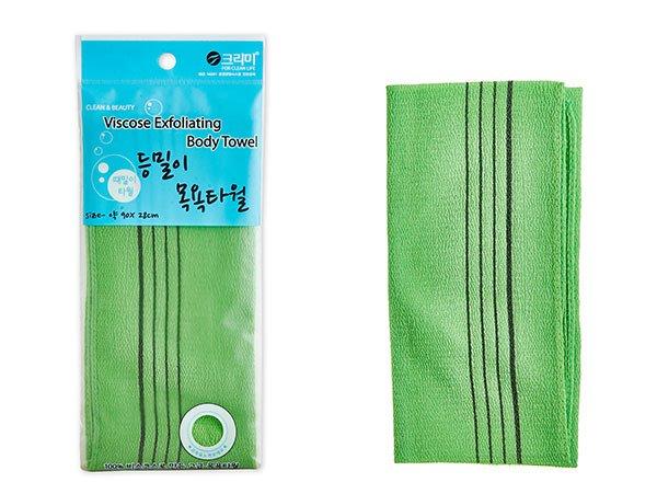 Мочалка для душа Sungbo Viscose Back Bath Towel, Sungbo Cleamy  - Купить