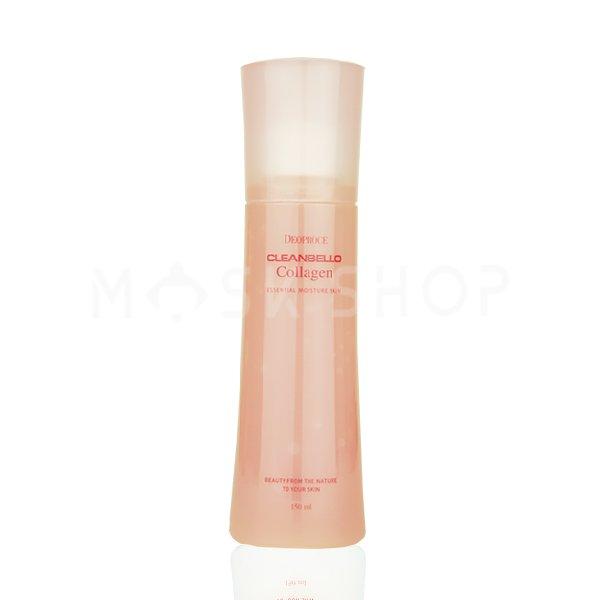 Увлажняющий тоник с коллагеном Deoproce Cleanbello Collagen Skin фото
