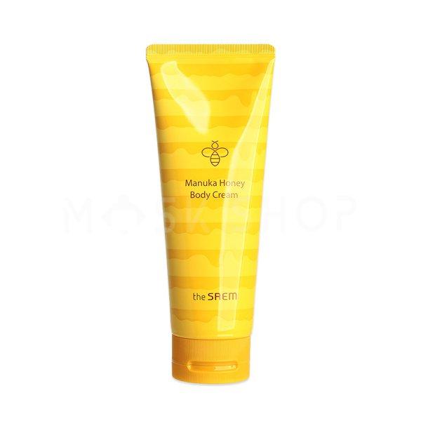Купить Крем для тела с экстрактом меда манука The Saem Care Plus Manuka Honey Cream