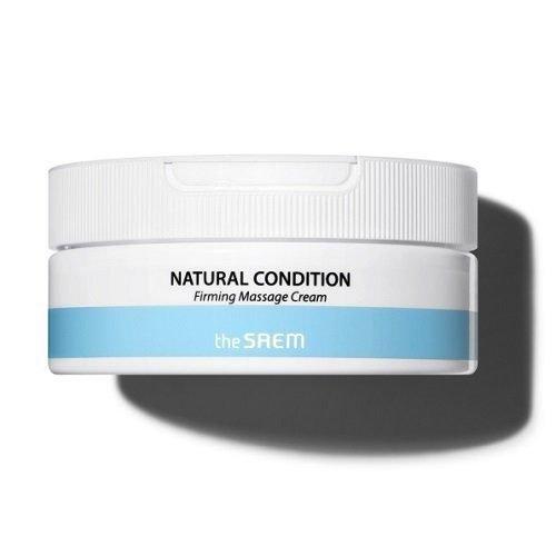 Укрепляющий массажный крем The Saem Natural Condition Firming Massage Cream фото