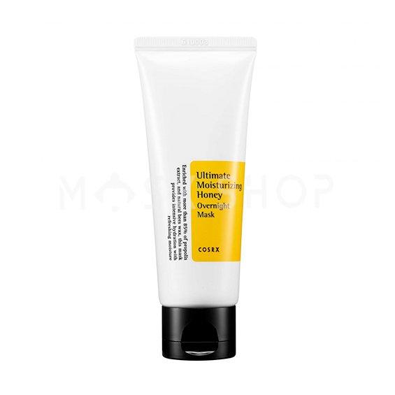 Купить Ночная маска с прополисом Cosrx Ultimate Moisturizing Honey Overnight Mask