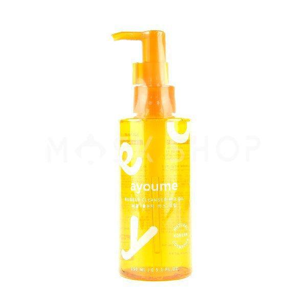Гидрофильное масло-пенка для лица Ayoume Bubble Cleanser Mix Oil фото
