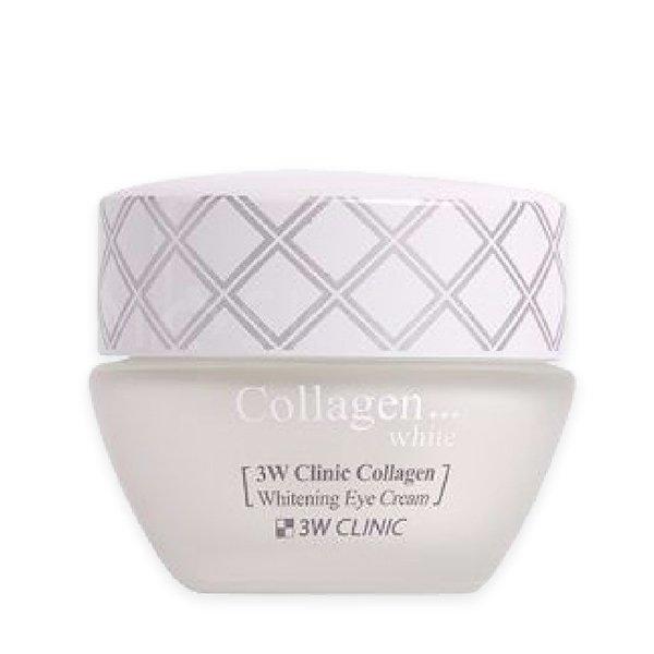 Купить Крем для век с коллагеном 3W Clinic Collagen Whitening Eye Cream
