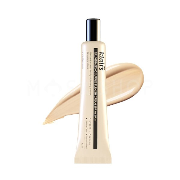 Купить BB-крем Dear, Klairs Illuminating Supple Blemish Cream SPF40 PA++