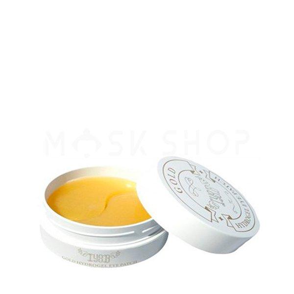 Купить Мультифункциональные гидрогелевые патчи с золотом IYOUB Hydrogel Eye Patch Gold