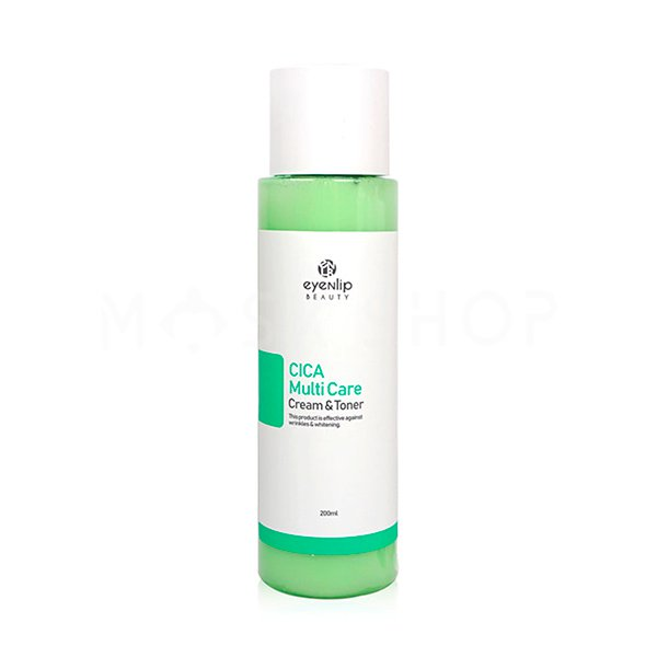 Тонер-крем с центеллой Eyenlip Cica Multi Care Cream Toner фото