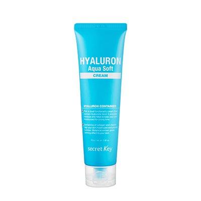Гиалуроновый крем для лица Secret Key Hyaluron Aqua Soft Cream фото