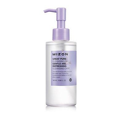 Гидрофильное масло Mizon Great Pure Cleansing Oil фото