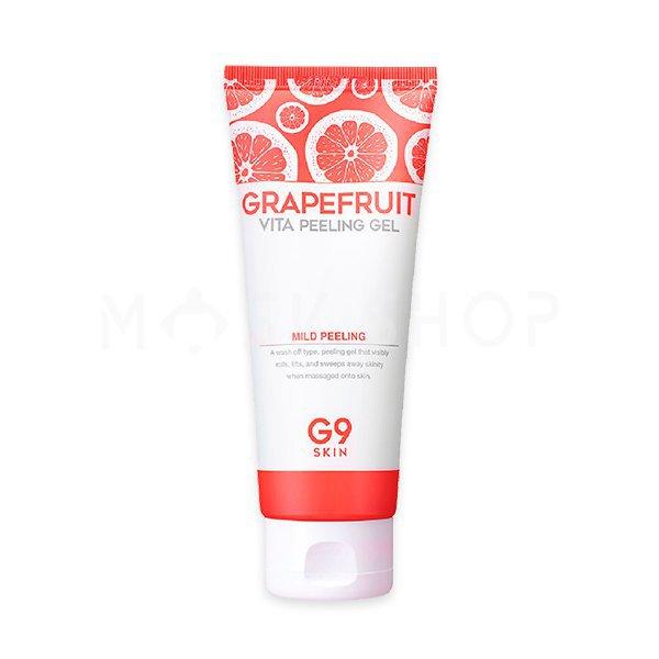 Купить Пилинг-скатка для лица с экстрактом грейпфрута G9SKIN Grapefruit Vita Peeling Gel