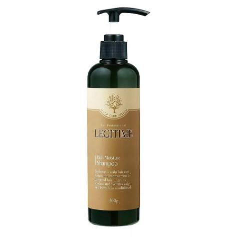 Увлажняющий шампунь против перхоти Welcos Mugens Legitime Rich Moisture Shampoo фото