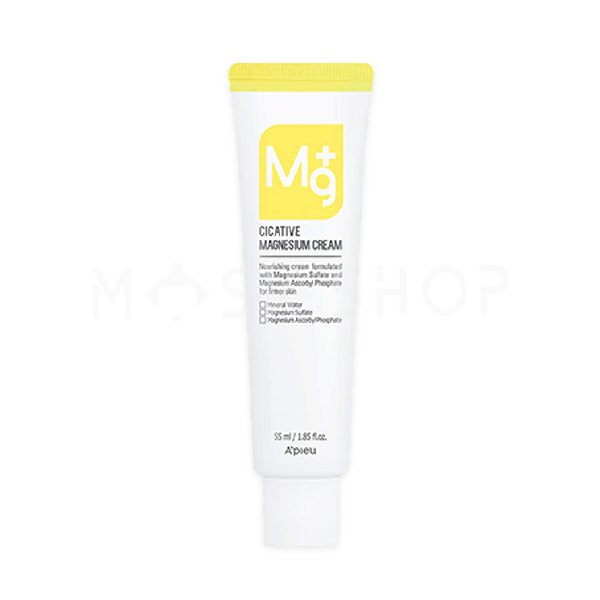 Крем для лица с магнием Apieu Cicative Magnesium Cream фото