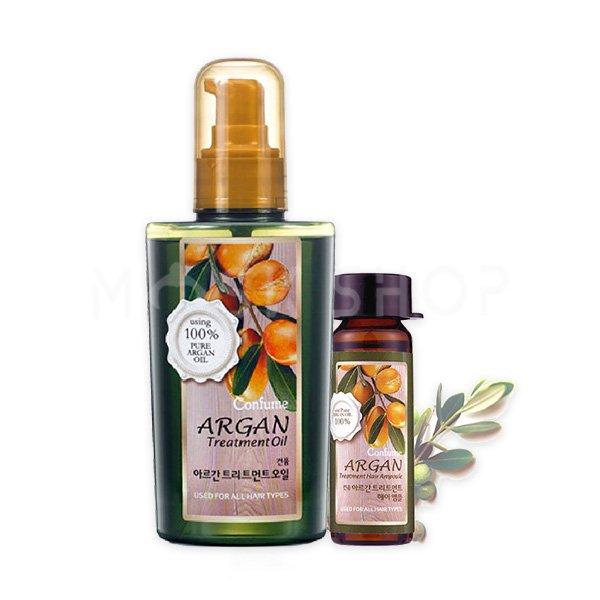 Купить Набор арганового масла для волос и тела Welcos Confume Argan Treatment Oil