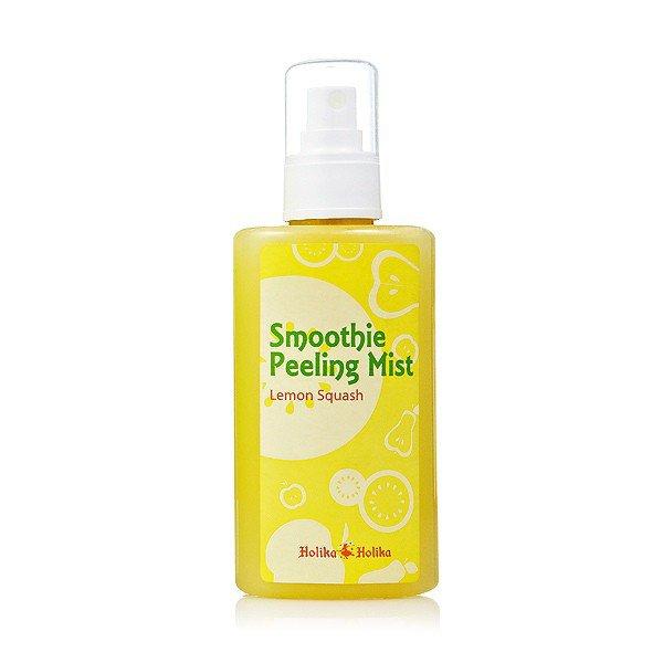 Пилинг-мист Holika Holika Smoothie Peeling Mist Lemon Squash фото