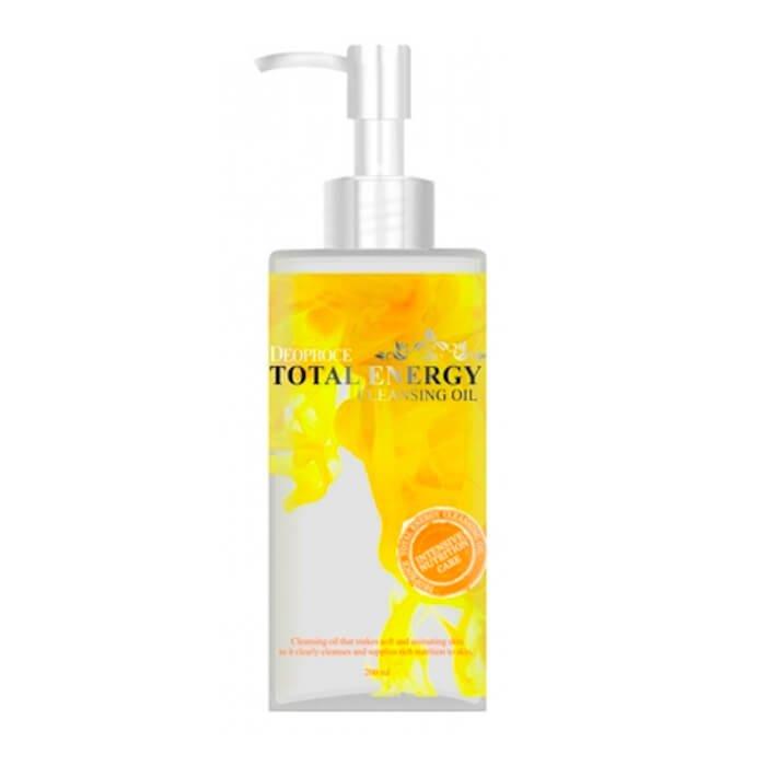 Гидрофильное масло для чувствительной кожи Deoproce Total Energy Cleansing Oil фото