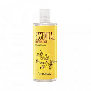 Тонер для лица с экстрактом гамамелиса Berrisom Essential Boosting Toner Witch Hazel