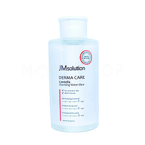 Мицеллярная вода с центеллой JMsolution Derma Care Centella Cleansing Water Clear