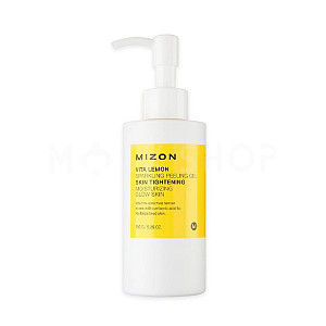 Пилинг-гель для лица с экстрактом лимона Mizon Vita Lemon Sparkling Peeling Gel