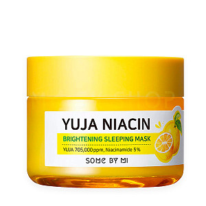 Ночная маска Some By Mi Yuja Niacin Brightening Sleeping Mask