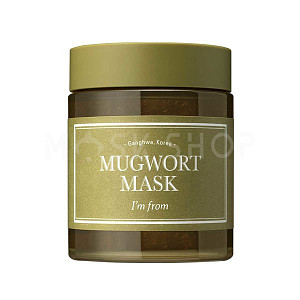 Маска с экстрактом полыни I'm From Mugwort Mask
