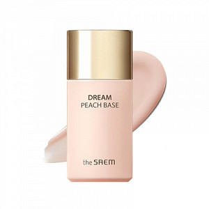 База под макияж The Saem Dream Peach Base