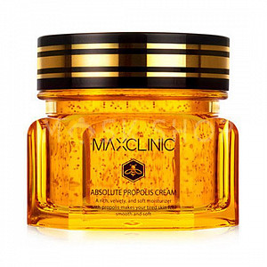 Восстанавливающий крем с экстрактом прополиса Maxclinic Absolute Propolis Cream