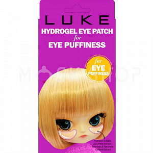 Патчи против отеков LUKE Hydrogel Eye Patch for Eye Puffiness