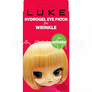 Патчи против морщин LUKE Hydrogel Eye Patch for Wrinkle