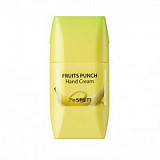 The Saem Fruits Punch Banana Hand Cream