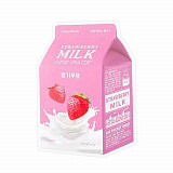 A'PIEU Strawberry Milk One Pack