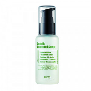 Сыворотка с центеллой Purito Centella Unscented Serum