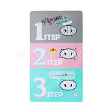 Holika Holika Pig-Clear Black Head 3-Step Kit