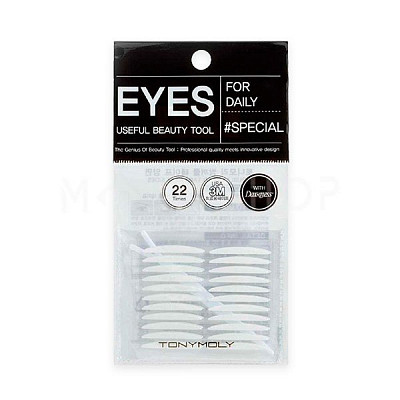 Наклейки для создания двойного века Tony Moly Nude Double Eyelid Tape