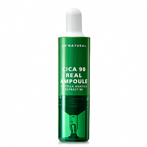 Сыворотка с центеллой So Natural Cica 90 Real Ampoule