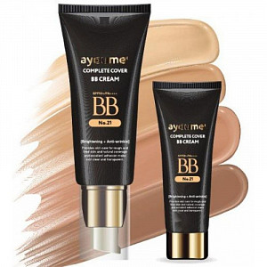 ББ крем Ayoume Complete Cover BB Cream