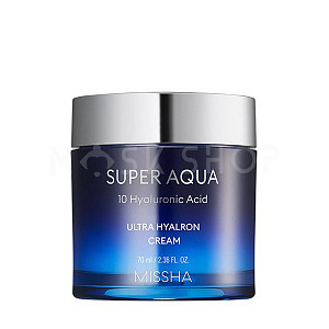 Увлажняющий крем Missha Super Aqua Ultra Hyaluron Cream