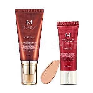 ББ-крем Missha M Perfect Cover BB Cream