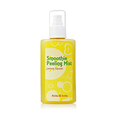 Пилинг-мист Holika Holika Smoothie Peeling Mist Lemon Squash